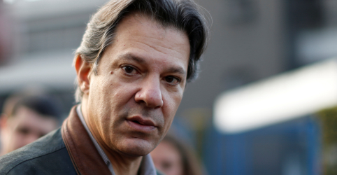 Placeholder - loading - Haddad defende política fiscal robusta em palestra a investidores