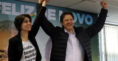 Placeholder - loading - Imagem da notícia Haddad rebate Ciro e diz que desrespeito ao eleitor seria abrir mão de candidatura de Lula