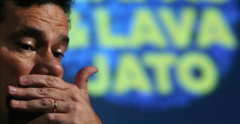 Placeholder - loading - Imagem da notícia Moro diz não poder comentar convite para ser ministro da Justiça de Alvaro Dias