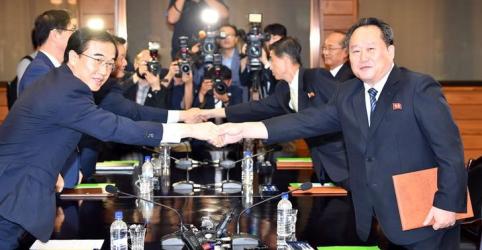 Coreia do Sul e Coreia do Norte concordam em realizar 3ª cúpula este ano