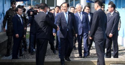 Coreias planejam terceira cúpula entre Kim e Moon em setembro