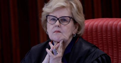 Rosa Weber assume TSE e diz que 'em tese' pode analisar indeferimento de candidatura de ofício