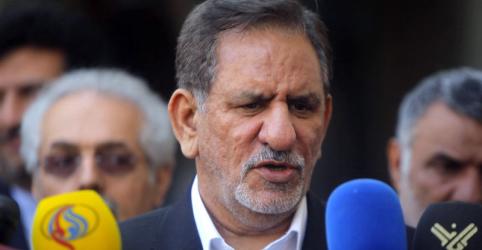 EUA estão tentando fazer o Irã 'se render' com sanções, diz vice-presidente iraniano