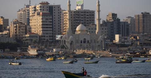 Placeholder - loading - Israel volta a permitir entrada de produtos em Gaza durante negociações mediadas pelo Egito