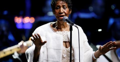 Aretha Franklin, a 'rainha do soul', morre aos 76 anos em Detroit