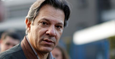 Haddad critica pedido de impugnação de Lula e diz que TSE tem de aguardar posição do STJ