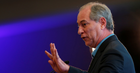 Placeholder - loading - Imagem da notícia 'Nação sábia olha para os políticos com o pé atrás', diz Ciro