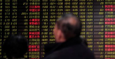 Placeholder - loading - Imagem da notícia Mercados de ações chineses atingem mínimas de 31 meses com empresas de saúde
