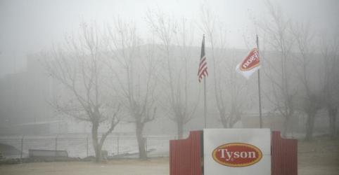 Placeholder - loading - Imagem da notícia Tyson fecha acordo com Marfrig para compra da Keystone por US$2,5 bi, dizem fontes