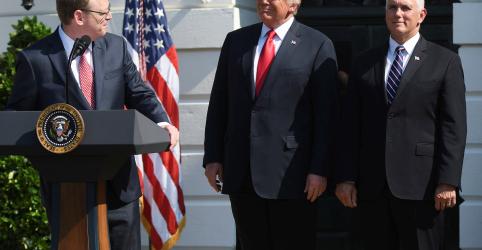Assessor da Casa Branca diz que acordo comercial com o México está 'muito, muito perto'