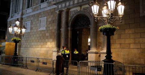 Polícia espanhola trata tentativa de ataque com faca como ato terrorista