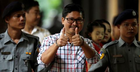 Repórteres da Reuters presos em Mianmar receberão veredicto na próxima semana