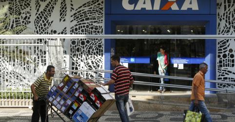 Placeholder - loading - Lucro da Caixa Econômica Federal salta 34% no 2º trimestre