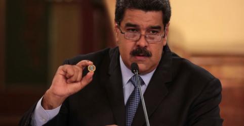 Placeholder - loading - Imagem da notícia Venezuela lança nova família de moeda em meio a incertezas sobre efeitos de medidas econômicas