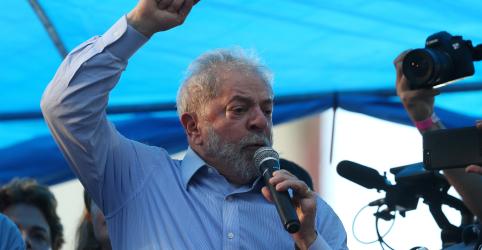 Placeholder - loading - Imagem da notícia Pesquisa CNT/MDA aponta Lula líder com folga e baixa transferência de votos por ora
