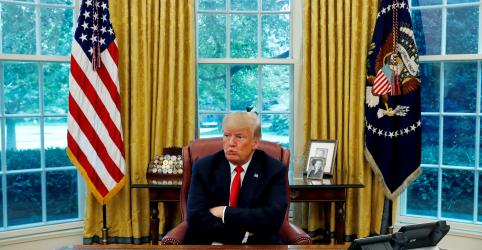 EXCLUSIVO-Trump diz que é 'muito perigoso' quando redes sociais regulam seu próprio conteúdo