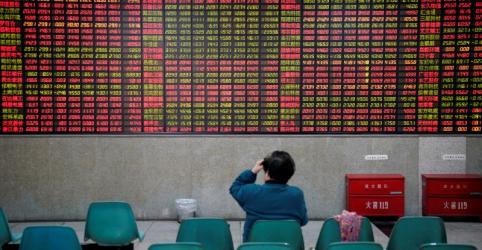Placeholder - loading - Imagem da notícia Ações chinesas avançam com setor de tecnologia