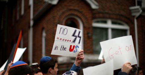 Placeholder - loading - Imagem da notícia EUA deportam para Alemanha homem acusado de ser guarda nazista preso em NY