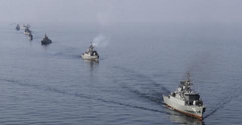 Irã diz que controla Golfo Pérsico e que Marinha dos EUA não é bem-vinda