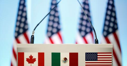 Placeholder - loading - Imagem da notícia EUA e México chegam a acordo sobre o Nafta e pressão se volta para o Canadá