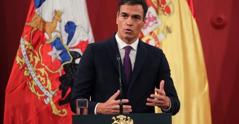 Placeholder - loading - Imagem da notícia Premiê da Espanha promete apoiar diálogo na Venezuela