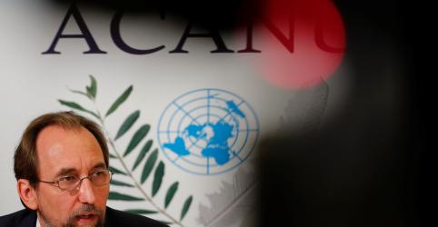 ONU acusa Nicarágua de violações generalizadas de direitos humanos