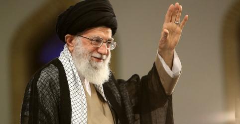 Placeholder - loading - Imagem da notícia Líder supremo do Irã diz que acordo nuclear pode ser abandonado se não atender interesses
