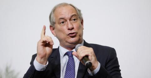 Placeholder - loading - Em escalada, Ciro chama Bolsonaro de 'projetinho de Hitlerzinho tropical'