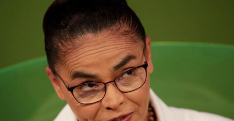 Marina critica ideia de armar população e diz que segurança é responsabilidade do Estado