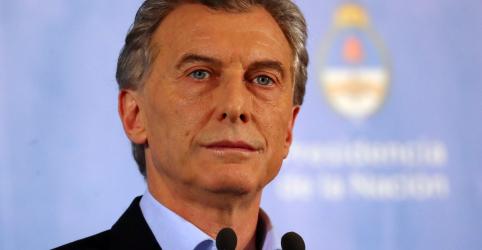 Investidores aguardam plano fiscal da Argentina após peso despencar