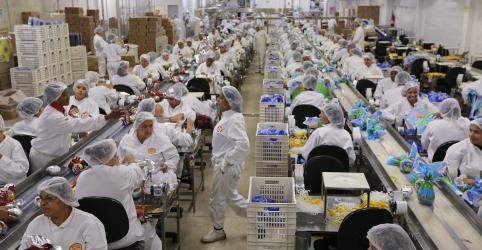 Placeholder - loading - Economia do Brasil cresce 0,2% no 2º tri, mas greve pesa sobre indústria e investimentos