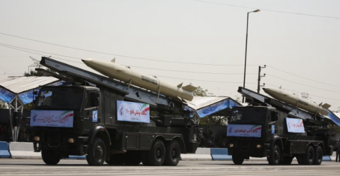 Placeholder - loading - Imagem da notícia EXCLUSIVO-Irã transferiu mísseis ao Iraque em alerta para inimigos, dizem fontes
