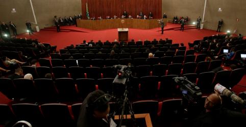TSE começa a julgar registro de candidatura de Lula