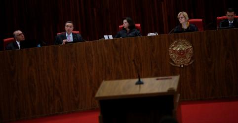 Placeholder - loading - Imagem da notícia Ministro Mussi dá 2º voto no TSE para barrar candidatura de Lula; placar está 2 a 1 contra petista