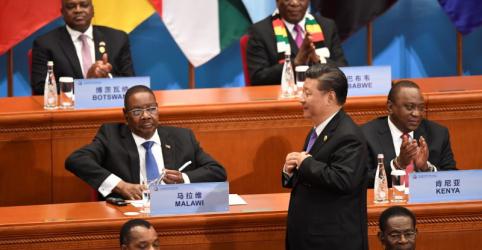Placeholder - loading - China oferece mais U$60 bi à África, mas recusa 'projetos de vaidade'