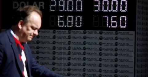 Placeholder - loading - Peso argentino cai apesar de nova intervenção do banco central