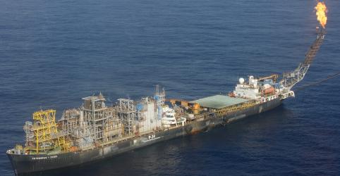 Produção de petróleo da Petrobras cai em julho pelo 3º mês seguido