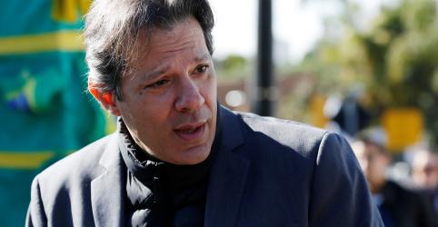Haddad é denunciado pelo MPSP por corrupção e lavagem de dinheiro em campanha de 2012