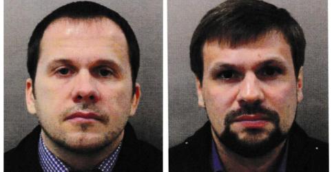 Placeholder - loading - Imagem da notícia Reino Unido identifica 2 russos como suspeitos de ataque químico contra ex-espião Skripal