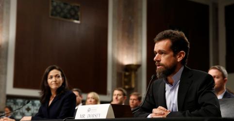 Facebook e Twitter depõem ao Congresso dos EUA sobre influencia política de estrangeiros