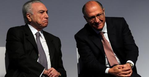 Placeholder - loading - Temer acusa Alckmin de dizer falsidades e cita apoio de PSDB e aliados ao governo