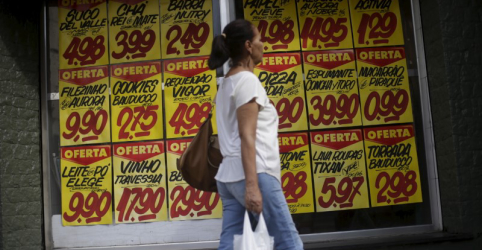 Placeholder - loading - IPCA tem deflação de 0,09% em agosto por alimentos e transportes