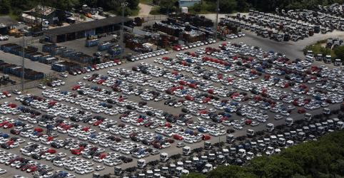 Placeholder - loading - Imagem da notícia Produção de veículos no Brasil sobe em agosto 18,6% e vendas são as maiores para o mês desde 2014