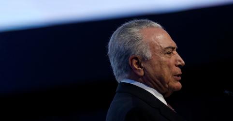 Placeholder - loading - Temer classifica ataque a faca contra Bolsonaro de 'intolerável' e 'lamentável para nossa democracia'