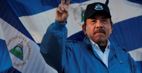 Placeholder - loading - Imagem da notícia Líder da Nicarágua diz querer encontrar Trump apesar de ameaça dos EUA