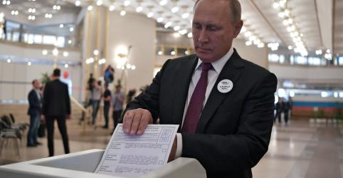 Proposta de mudanças em aposentadoria prejudica aliados de Putin em eleições regionais