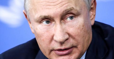 Placeholder - loading - Putin diz que normalizar laços entre EUA e Coreia do Norte é vital para a paz