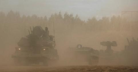 Rússia inicia maiores exercícios militares desde colapso da União Soviética