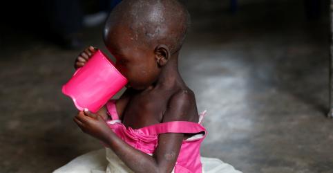 Fome aumenta no mundo pelo terceiro ano consecutivo, alerta ONU