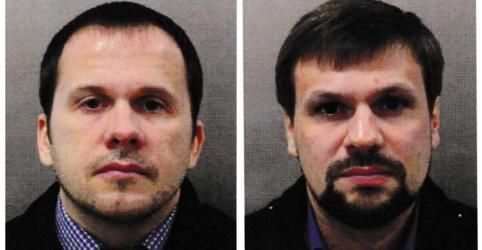 Placeholder - loading - Imagem da notícia Russos acusados de envenenar ex-espião Skripal dizem ser vítimas de coincidência